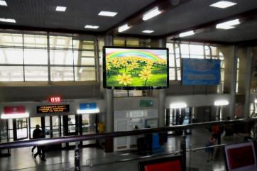 Использование дисплеев для рекламы