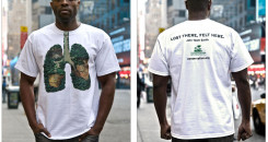 Надписи на футболках как мощное средство рекламы