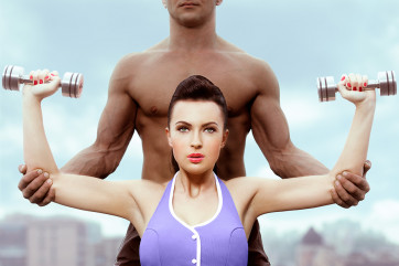 Реклама в фитнес-клубах