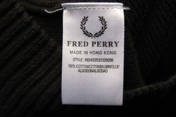 Фред Перри — история бренда