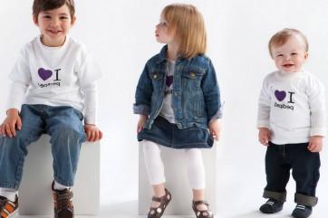 Реклама детской обуви: маленькие клиенты должны быть довольны
