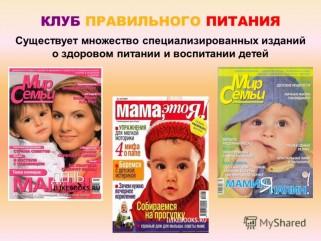 Выбор печатного издания
