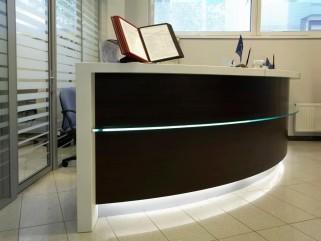 Особенности выбора мебели для обустройства офиса